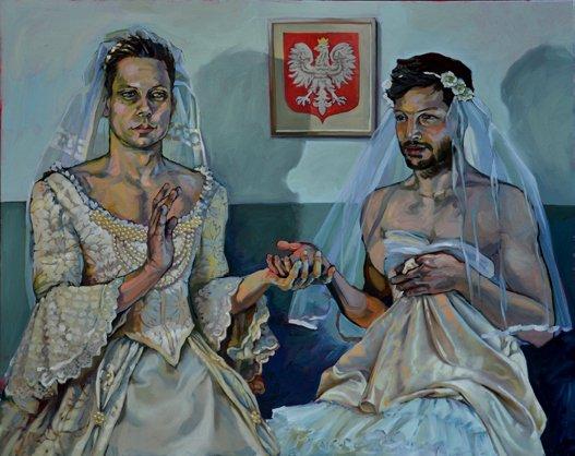 """Maria Strzelecka """"Mr & Mr A"""""""